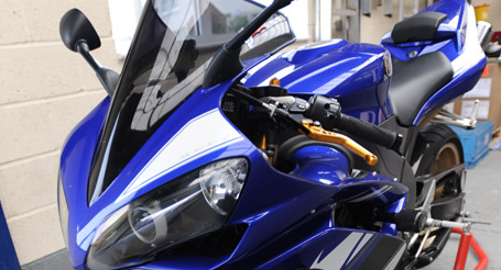 Motor Bikes & Cars Paint Protection Film, Chelmsford