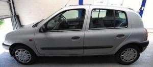 RENAULT CLIO - Repair Leaking Sunroof